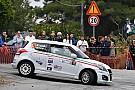 Suzuki Rally Trophy: Vallino e Lucarelli in evidenza al Targa Florio