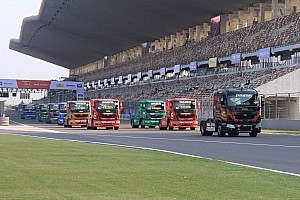 Other truck Race report Delhi T1 Prima: Jenkins dominates to win final race