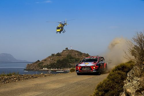 Turkey date change opens door for Belgian WRC round