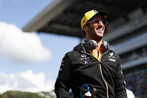 Ricciardo's legal dispute with ex-advisor settled