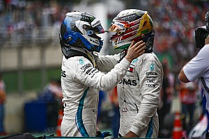 """Bottas enaltece Hamilton: """"Ele continua melhorando"""""""