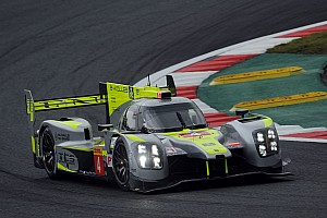 ByKolles raced at Fuji over 100 horsepower down