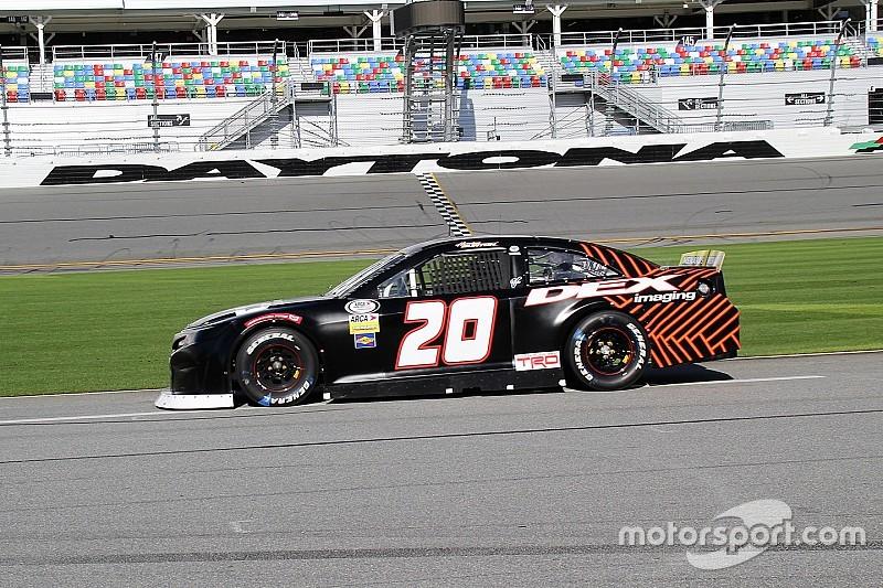 "Harrison Burton's ""lifelong dream"" in NASCAR begins at Daytona"