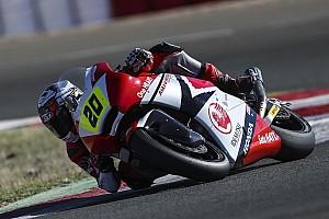 CEV Moto2 Albacete: Dimas Ekky podium ketiga