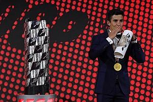 Galería: el Mundial de MotoGP corona a Márquez por quinta vez