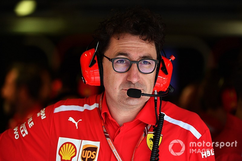 Феттель предостерег Ferrari от дальнейших перестановок