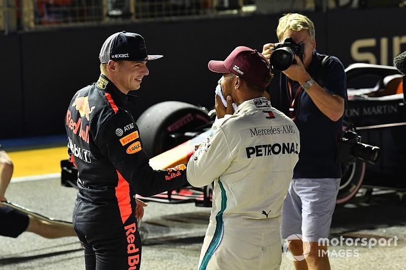 Hamilton, Verstappen'le şampiyonluk savaşı vermek istiyor