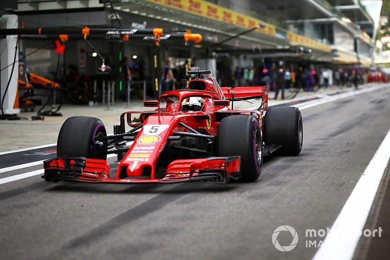 フェラーリの巻き返し警戒するボッタス。一方ベッテルは出遅れ認める