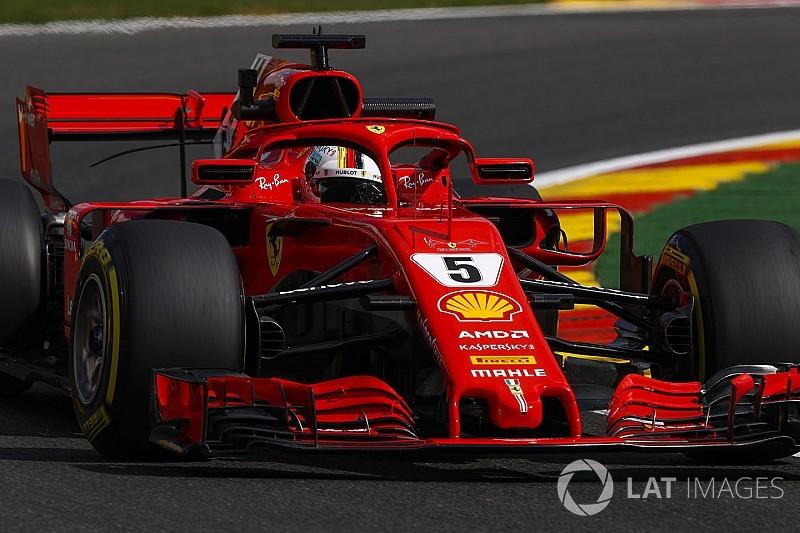 Les F1 de nouveau plus rapides que la Porsche 919 LMP1 à Spa !
