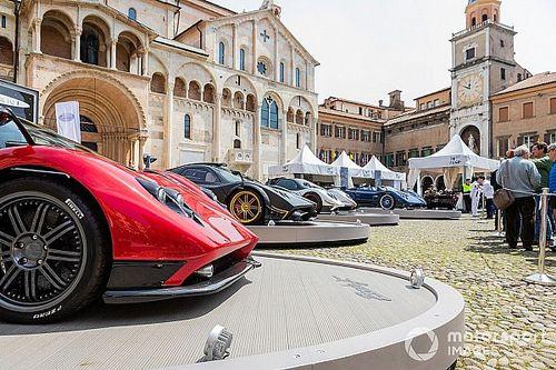 汽车谷庆典:意大利顶级汽车的饕餮盛宴
