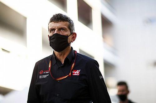 Steiner is gezever van Grosjean meer dan beu