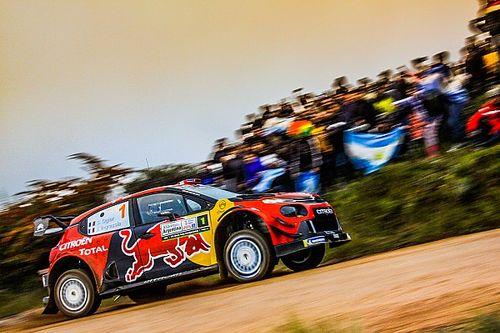 Rally de Argentina queda fuera del WRC 2020
