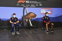 Időre öltözött át a Red Bull párosa: Verstappen vagy Albon a gyorsabb? (videó)