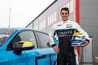 Urrutia llega al WTCR como piloto de Cyan Racing Lynk & Co