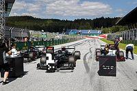 F1: Após Hamilton manter primeira fila, veja como ficou grid de largada do GP da Áustria