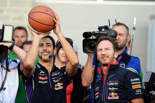 Az F1 az NBA-vel közösen ünnepel a hétvégén