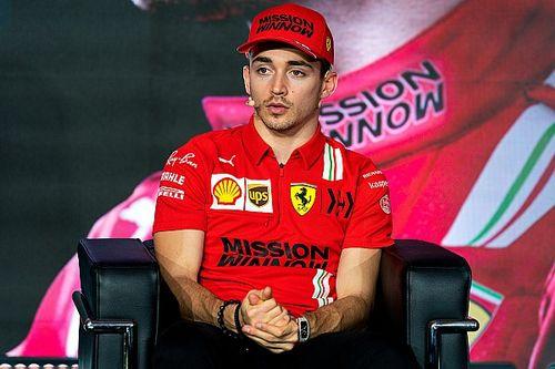 Leclerc would love to drive Ferrari Le Mans Hypercar