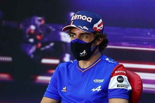 Alonso: Nem tudom, eléggé elismerik-e Hamilton munkáját…