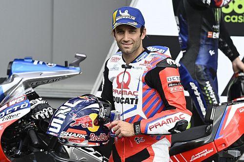 Zarco veut rester chez Ducati, meilleure option pour jouer le titre
