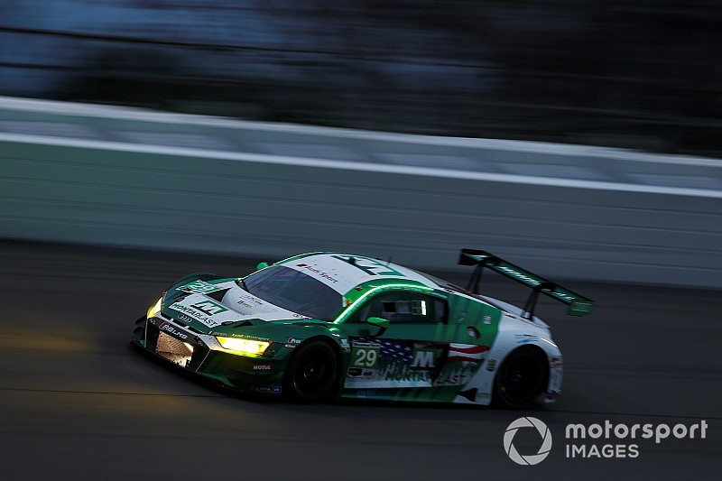 Two cars penalized following Rolex 24 Hours