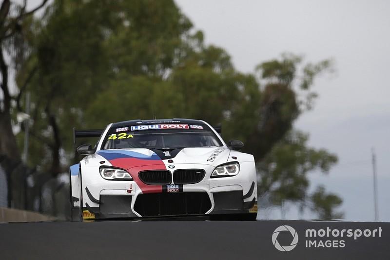 Bathurst 12 Hour: Schnitzer BMW leads at the halfway mark