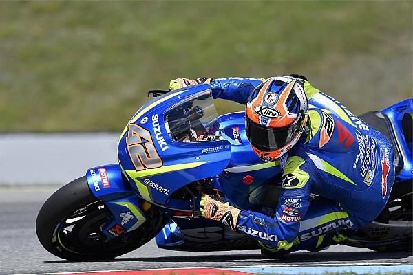 Гонщики Suzuki получат новое сцепление на этапе в Австрии