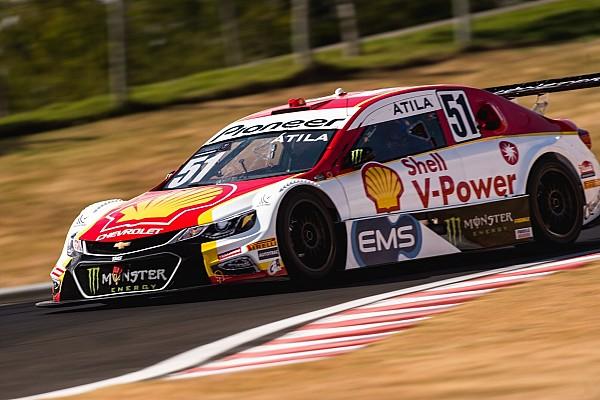 Átila aproveita pole para vencer corrida 2 em Mogi Guaçu