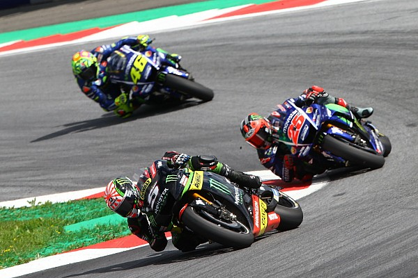 Zarco: Beating works Yamahas is