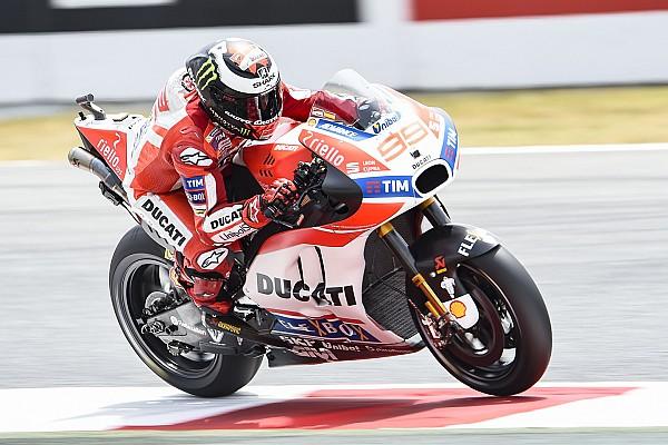 MotoGP MotoGP: Lorenzo fejlődik, de még nem ott tart, ahol szeretne