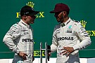 Formula 1 Bottas has earned long-term Mercedes stay - Hamilton