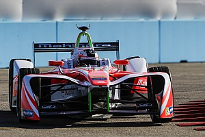 Formula E Race report Berlin ePrix: Rosenqvist passes di Grassi to grab maiden win