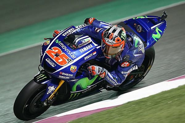 MotoGP 速報ニュース 【MotoGPカタール】決勝:ビニャーレス圧巻。大逆転でヤマハ初優勝