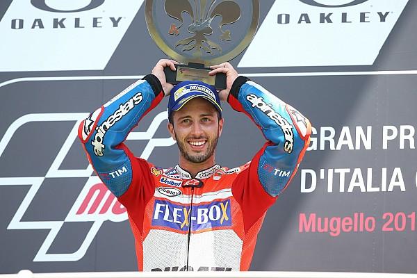MotoGP Dovizioso: Nem tudom szavakkal leírni, mit jelent ez a győzelem
