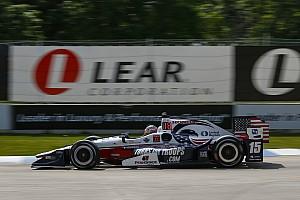 IndyCar Важливі новини Наживо: трансляція кваліфікації перед другою гонкою IndyCar у Детройті