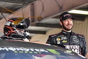 NASCAR Cup Reporte de la carrera Truex mantiene dominio y triunfa en etapa 2 en Dover