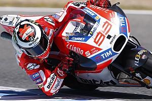 MotoGP Reactions Demi membuat Ducati kompetitif, Lorenzo siap lakukan apapun