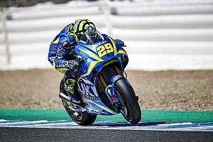MotoGP Новость Suzuki подтвердила сложности Янноне с адаптацией к мотоциклу