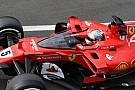 Bildergalerie: Sebastian Vettel testet F1-Cockpitschutz Shield