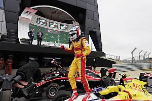 GP3 Crónica de Carrera Primera victoria de Giuliano Alesi en la GP3