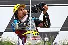 Moto2 Morbidelli se impone y aprovecha las caídas de Luthi y Márquez