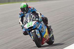 Moto2 Qualifying report Moto2 Jerman: Morbidelli curi pole dari Marquez