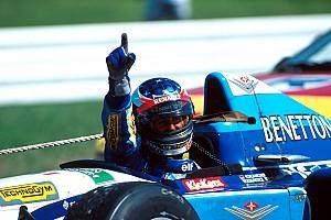 Formel 1 Historie Vor 22 Jahren: Michael Schumacher schafft 1. Heimsieg in Hockenheim