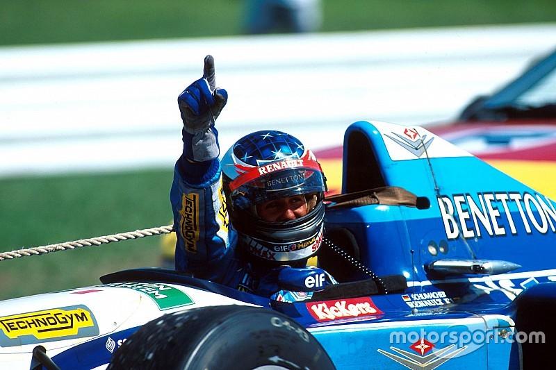 Vor 22 Jahren: Michael Schumacher schafft 1. Heimsieg in Hockenheim