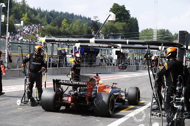 Honda n'a rien trouvé d'anormal sur le moteur d'Alonso
