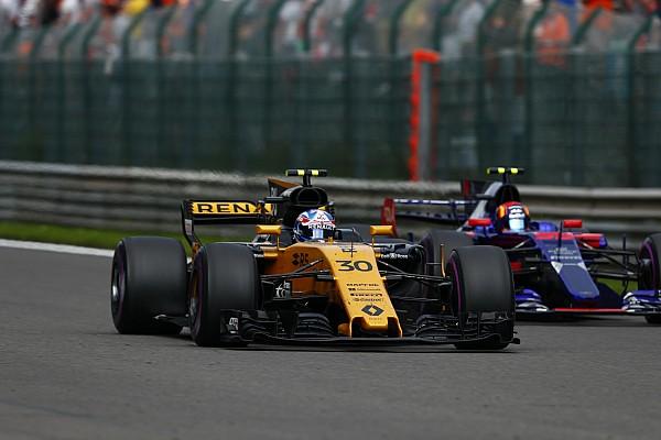 Palmer-Sainz-Rochade in F1 2017: Was wirklich dahinter steckt