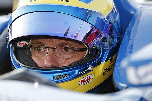 Recovering Bourdais starts his racing rehab tonight