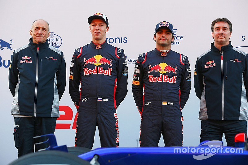 Toro Rosso se plantea el quinto puesto como objetivo