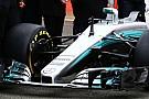 Suspensions - Mercedes ne craint pas une réclamation à Melbourne