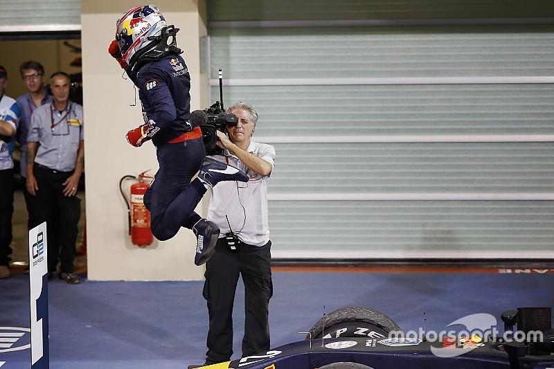 GP2 в Абу-Дабі: Лінн виграв гонку, Гаслі – чемпіон