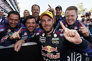 Supercars Race report Sydney 500 Supercars: Van Gisbergen wins title with thrilling comeback